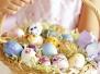 Декор яиц на Пасху...