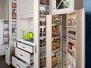 Идеи организации полезного пространства в маленькой квартире...