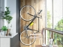 Идеи хранения велосипеда в квартире...
