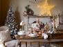 Новогодние композиции и украшение дома