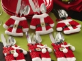 Christmas-themed-Santa-suit-silverware-holders