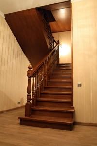 Г, П и Т-образные лестницы.