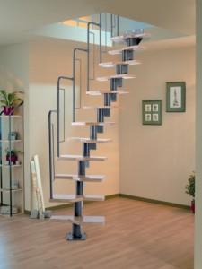 Компактные лестницы
