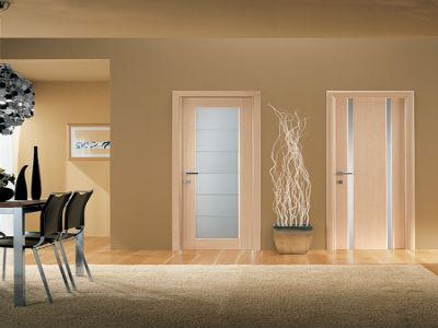 Выбор цвета двери под стиль интерьера