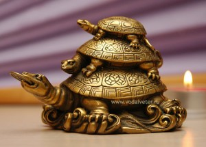 Символ карьеры-черепаха