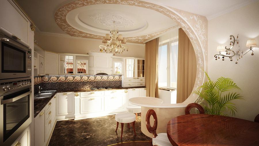 Дизайн интерьер частных домов