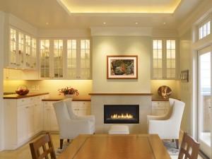 Подсветка кухни светодиодной лентой......