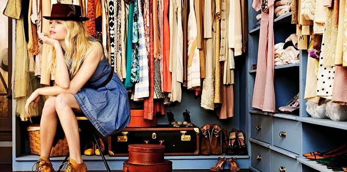 Как правильно организовать хранение в шкафу