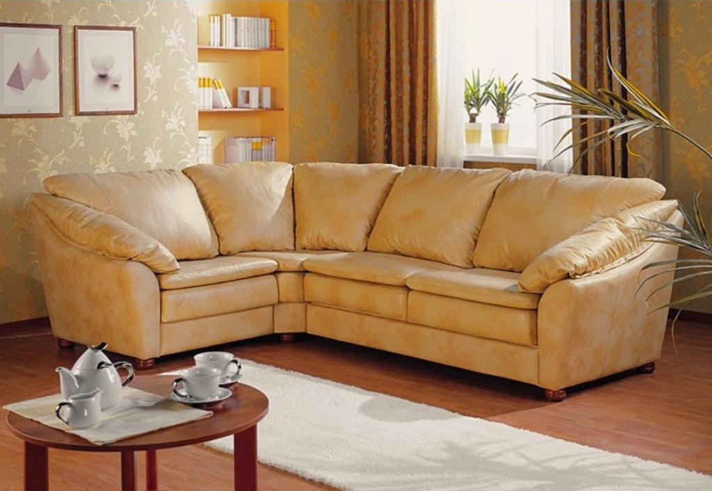 Микрофайбер диван