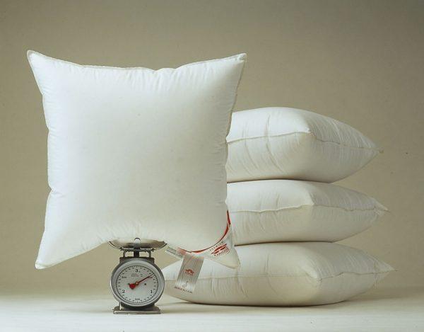 Какие бывают наполнители у современных подушек