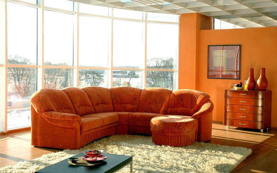 Флок диван