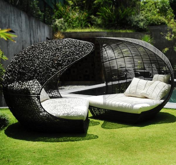 Мебель для отдыха в саду