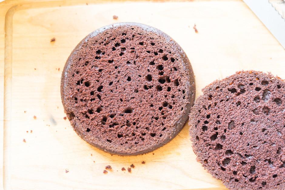 Торт «Тёмный Ларри»