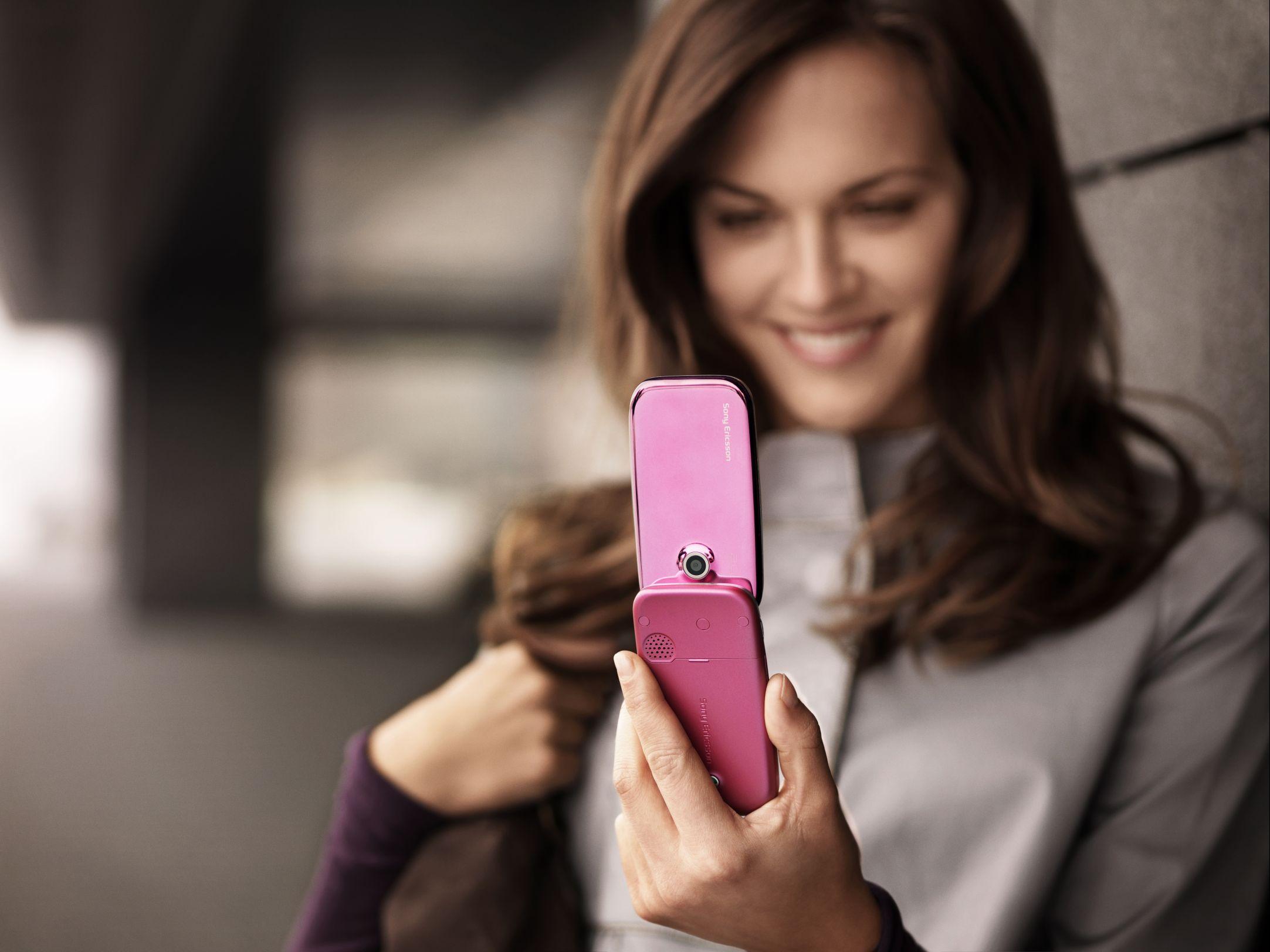 Фото девушки на мобильный телефон 1 фотография