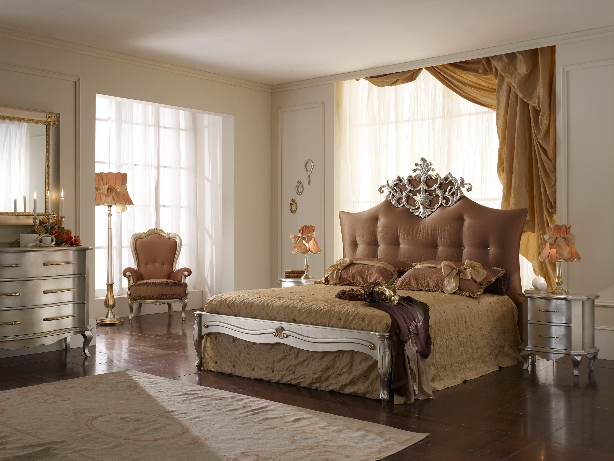 Кровать как элемент интерьера спальни