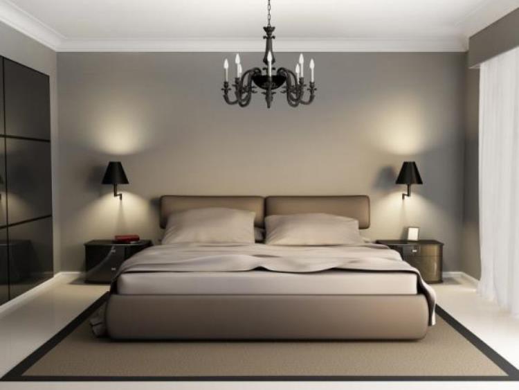Подвесная люстра для спальни