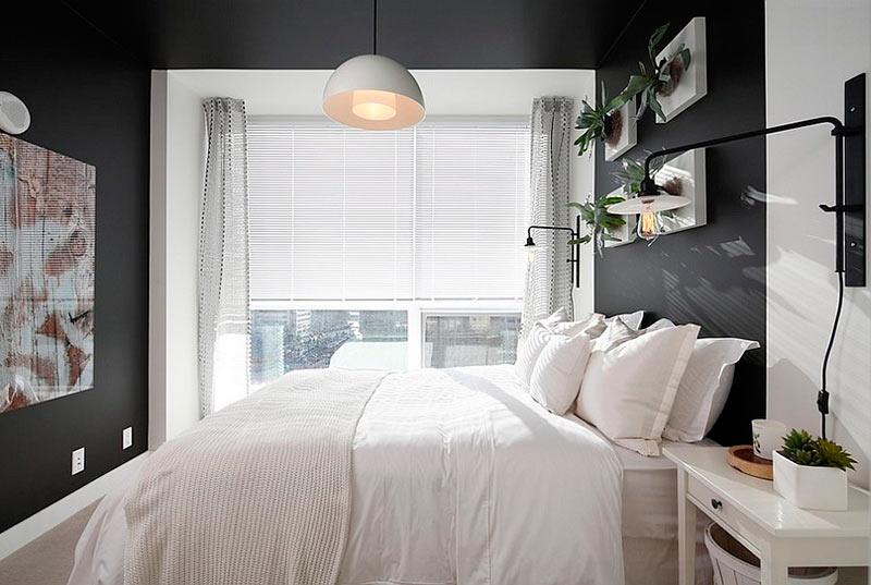 дизайн спальни 2016
