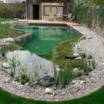 искусственный водоем на земельном участке