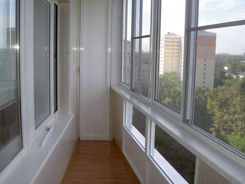 Раздвижные окна ПВХ