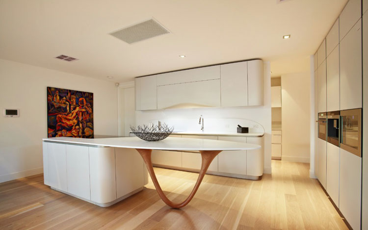 Современные тенденции в дизайне интерьера кухни