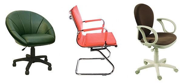 Стулья-кресла для дома