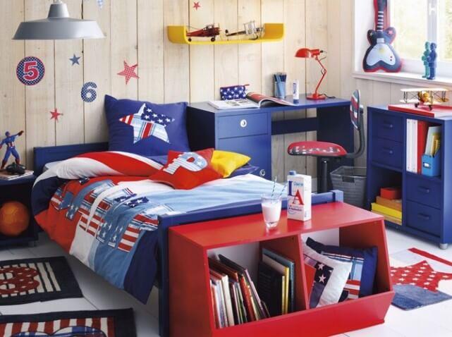 дизайн интерьера детской комнаты для мальчиков 5 лет
