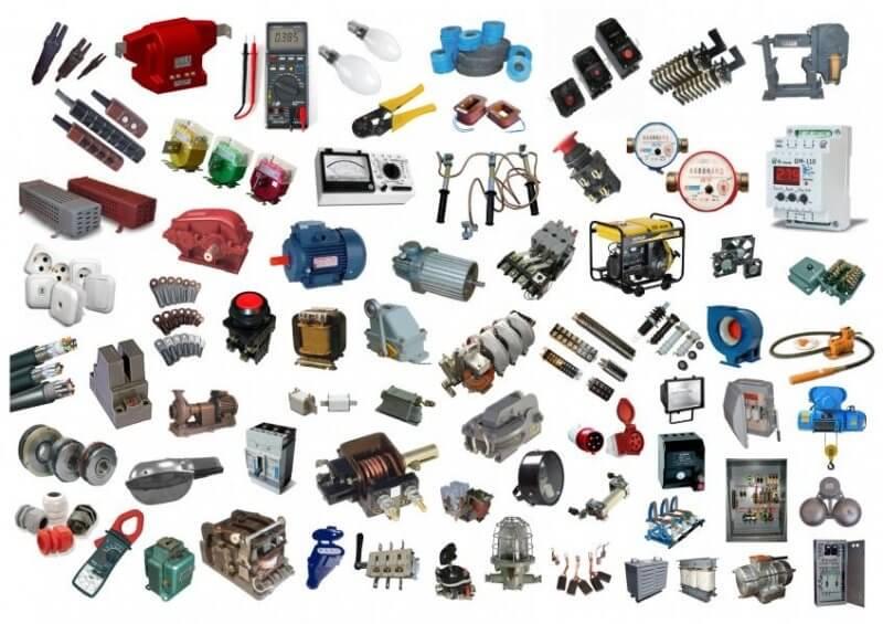 Комплексные поставки электротехнической продукции
