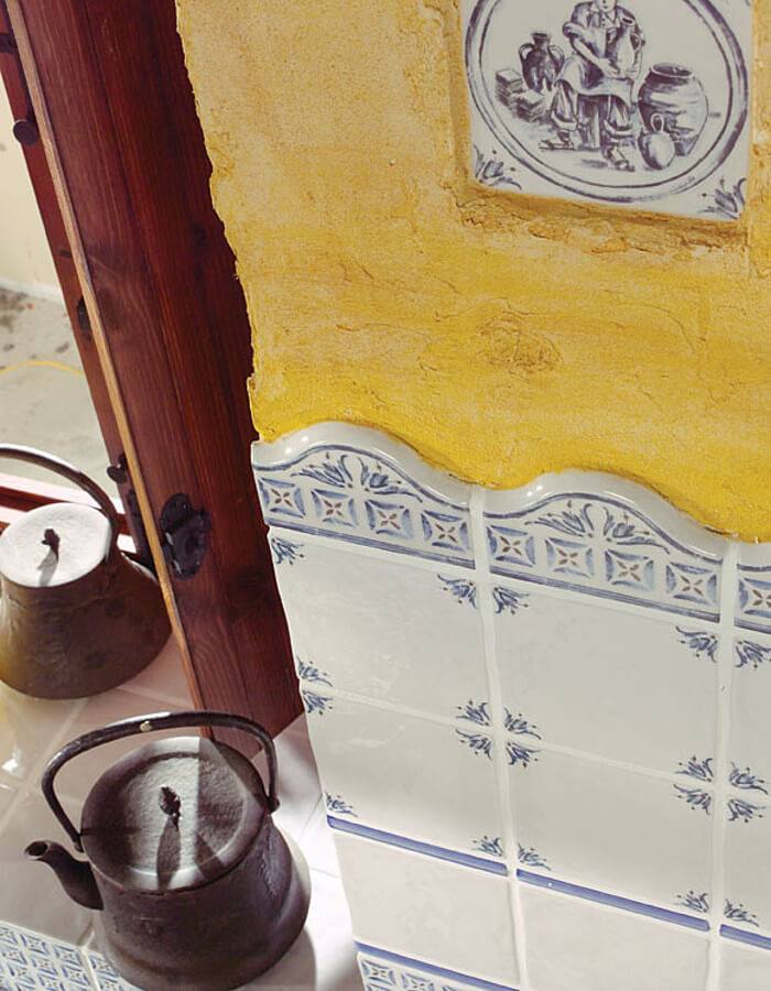 керамической облицовки для кухни
