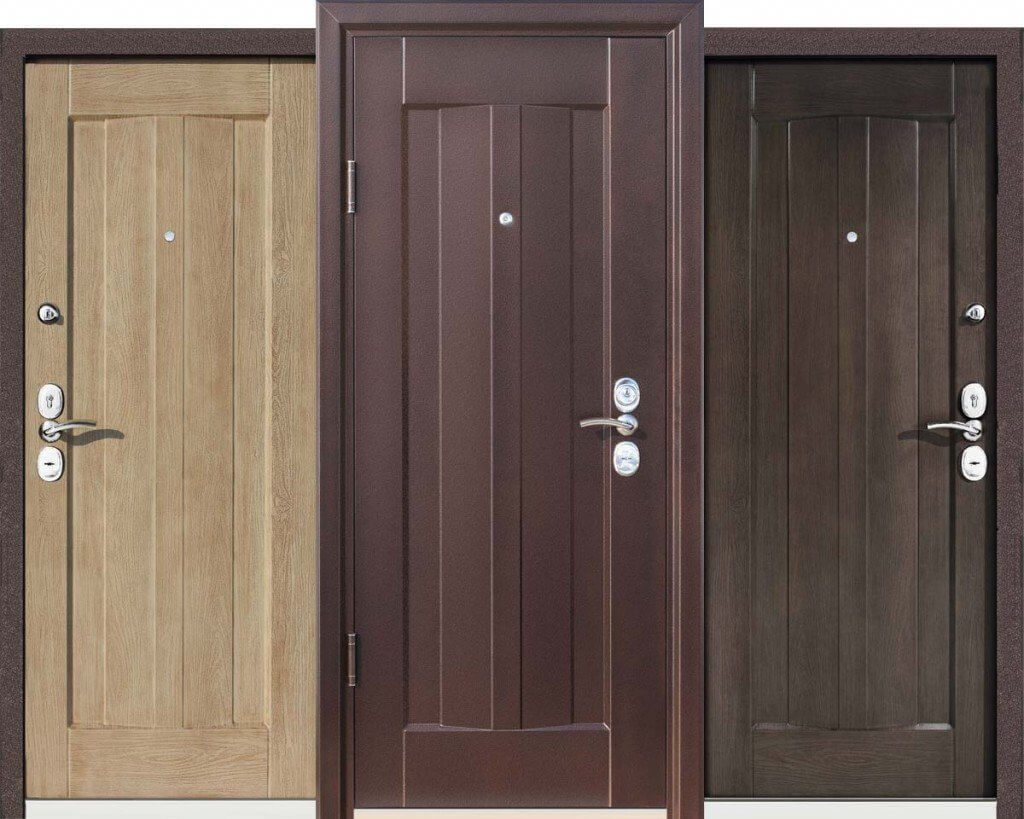 стальные двери в Нижнем Новгороде