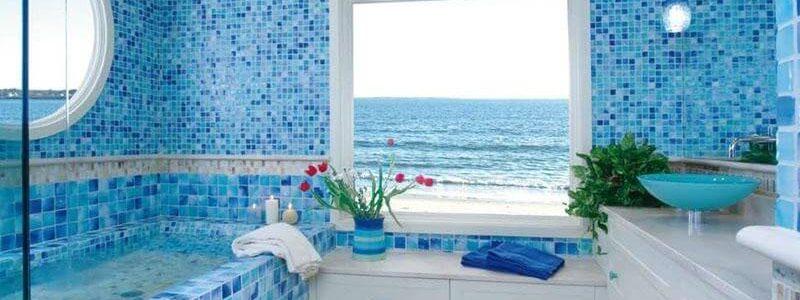 Облицовочный материал для ванной комнат
