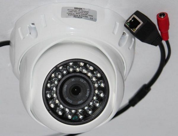 камера внутреннего наблюдения