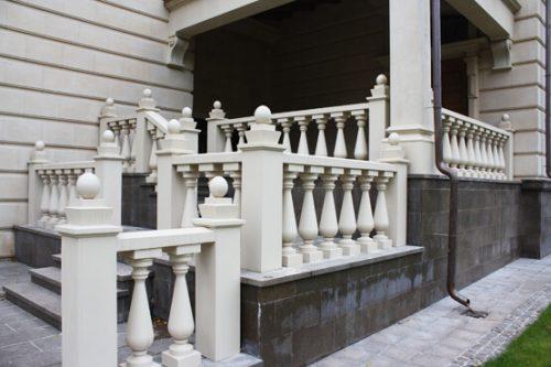 Балясина из бетона