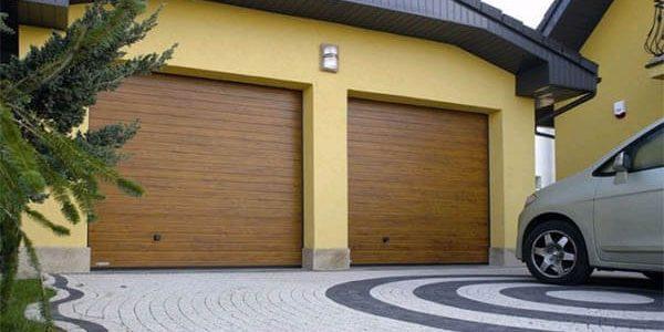 Выбор гаражных дверей
