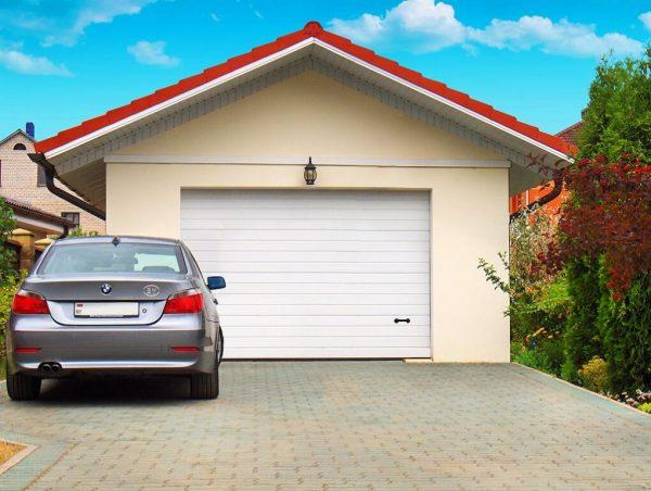 Выбор гаражных дверей9