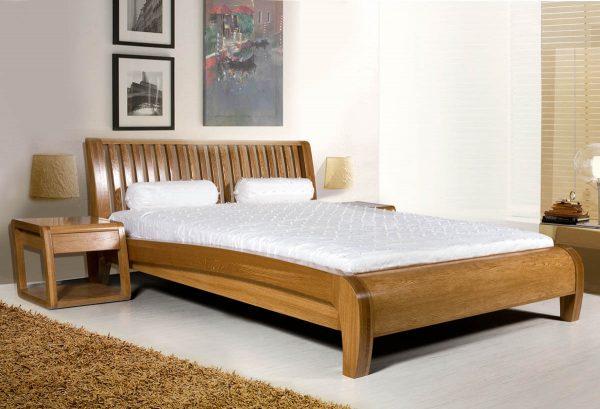 кровать из дуба2