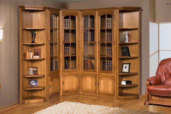 секционные книжные шкафы