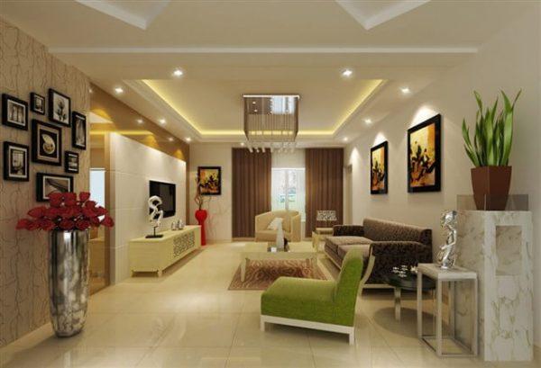 Светодиодные светильники в квартире3