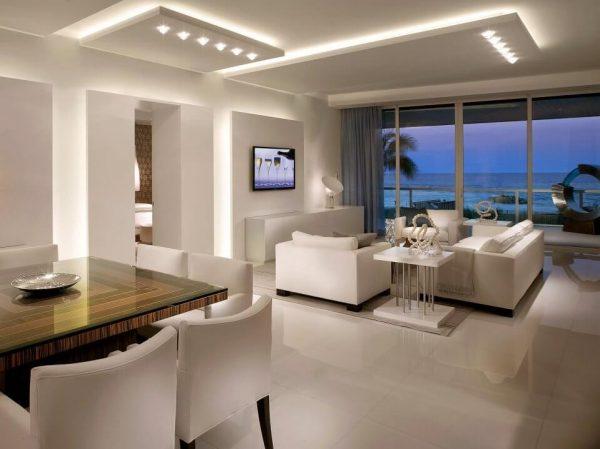 Светодиодные светильники в квартире4