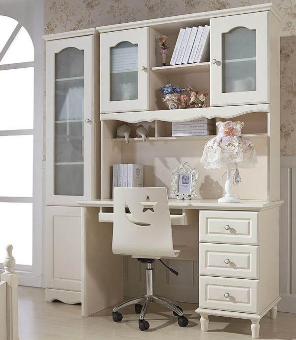 книжный шкаф-стол
