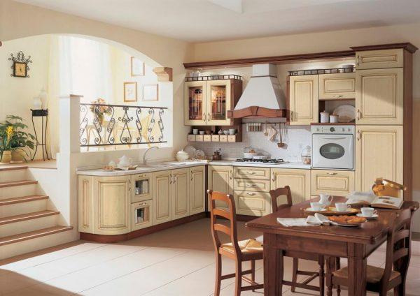 кухни в классическом стиле4