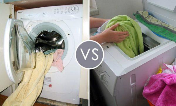 стиральная машина с фронтальной загрузкой2