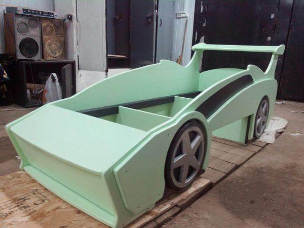 кровать-автомобиль 5