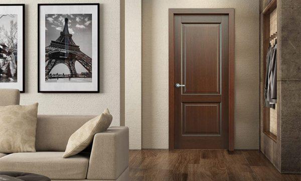 межкомнатные двери гостиная комната