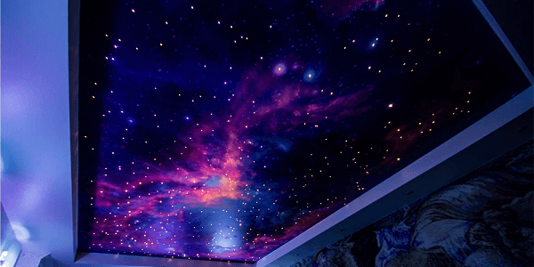 Потолок звездное небо(1)