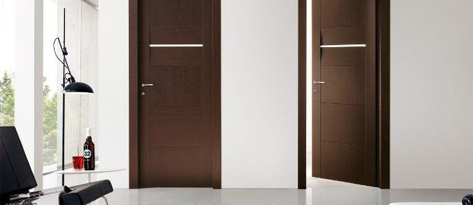 Щитовые межкомнатные двери 2