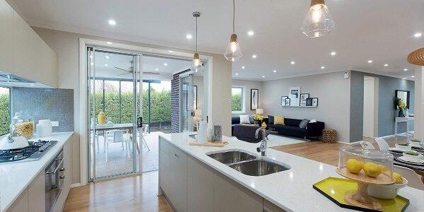 потолок на кухне 2018