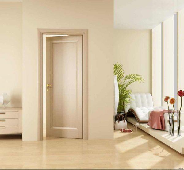 Межкомнатные двери сосна