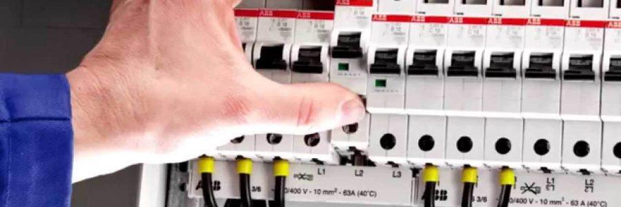 автоматический выключатель 2