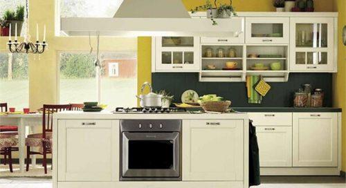 напольные кухонные шкафы 2