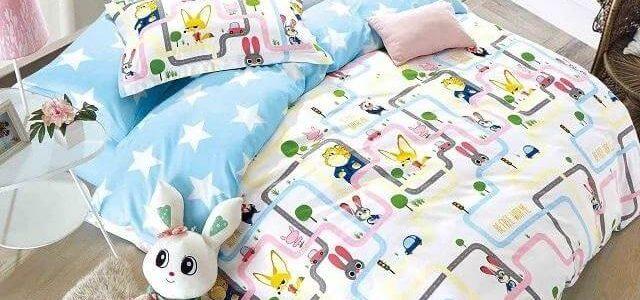 Детское постельное белье 2018